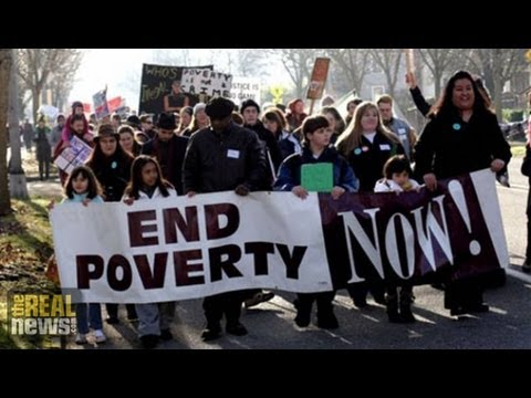 The War On Poverty Was Aimed at Quieting The Popular Movements of the 60