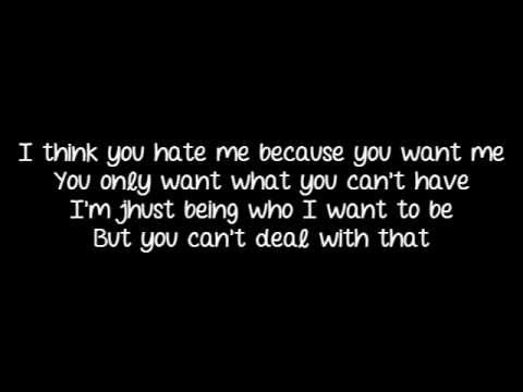 Halestorm - You Call Me A Bitch Like It's A Bad Thing (Lyrics)
