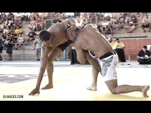 Davi Ramos ADCC 2015 Trials mini-highlight || BJJ Hacks