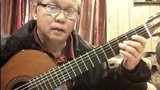 Từ Đó Em Buồn (Trần Thiện Thanh) - Guitar Cover
