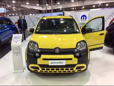 NEW 2020 Fiat Panda Cross - Exterior & Interior