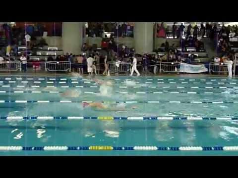 1° Trofeo Etna Nuoto - 50 FA F - Batteria 2