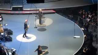 The Rolling Stones with Bill Wyman It's Only Rock 'n' Roll O2 Arena Sun 25 Nov 12