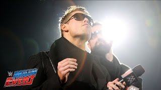 "Dean Ambrose appears on ""Miz TV"": WWE Main Event, Sept. 23, 2014"