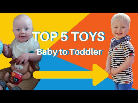 The Only 5 Toys You Need: Minimalist Toy Selection