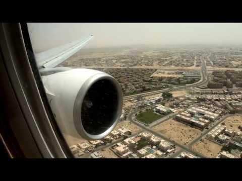 Emirates Boeing 777-300ER Dhaka To Dubai (DAC-DXB)