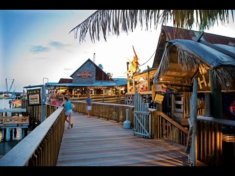 John S P Village Boardwalk Visit St Pete Clearwater