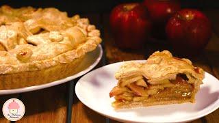 Pay De Manzana Casero Paso A Paso / Homemade Apple Pie, Step By Step
