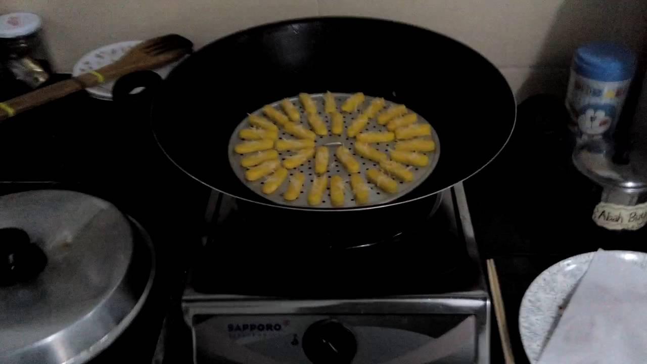 Membuat Kue Kering Kastengel Tanpa Oven By Chickenqs