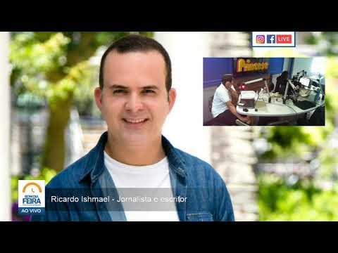 Ricardo Ishmael lança primeiro livro infanto-juvenil em três idiomas diferentes