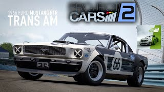 Project CARS 2 FUN PACK DLC | Ford Mustang RTR 1966 | UPDATE 3.03