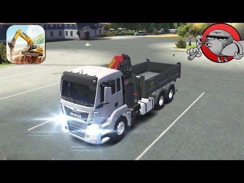 СТРОИТЕЛЬНАЯ КОМПАНИЯ - Construction Simulator 3