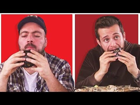 Hesap Kilitleme Cezalı Hamburger Yeme Kapışması