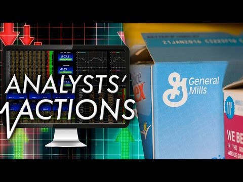Cereal Maker, Discount Retailer, Computer Software Company Lead Top Analysts' Actions