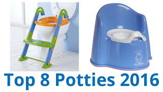 8 Best Potties 2016