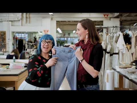 Opera Australia: How To Distress Jeans
