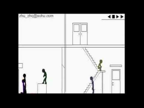 Xiao Xiao - Stick Fight Animation (Episode 1-4)