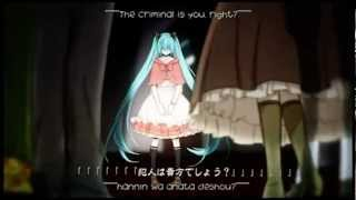Download 【Noerton Subs】Crazy nighT ~The Lost Libretto~ 8 Vocaloid (Romaji and English Subs)