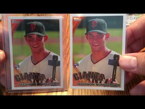 Baseball Card Show Finds