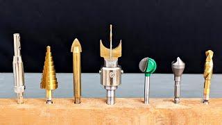 10 Brocas increíbles y útiles !!!