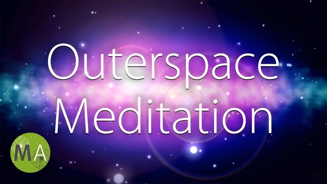 Deep Theta Meditation 'Outerspace' - 5 5Hz Isochronic Tones