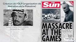 Le conflit israélo-palestinien de 1945 à nos jours