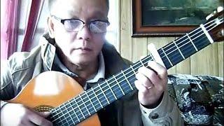 Thương Nhau Ngày Mưa (Nguyễn Trung Cang) - Guitar Cover by Hoàng Bảo Tuấn