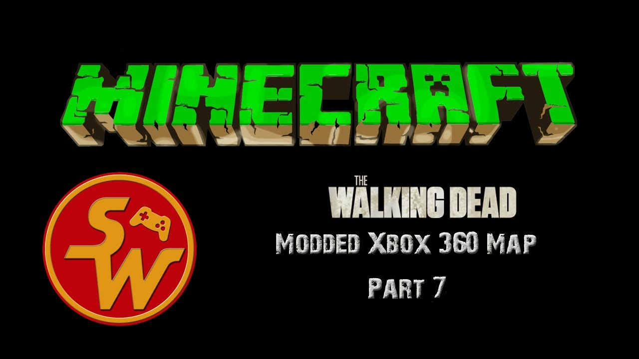 XBOX  Minecraft Modded Walking Dead Map Part  YouTube - Minecraft xbox 360 los angeles map download
