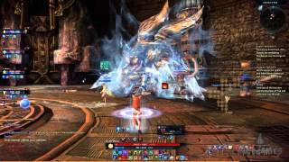 Tera - Golden Labyrinth level 48-52 Dungeon Guide - Ft. Meoni