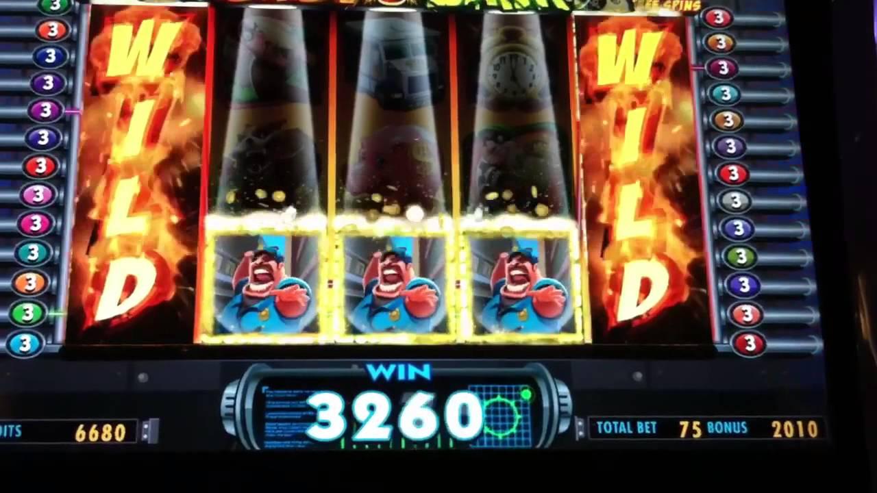 Slots Free Spins