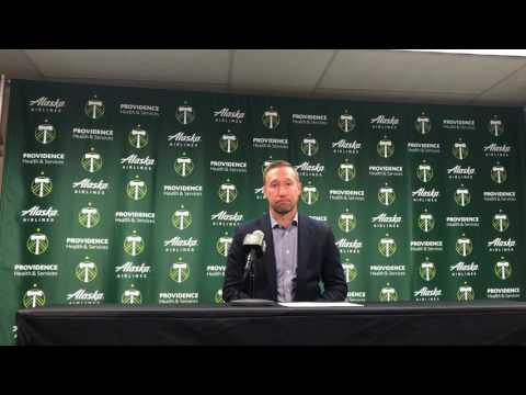 Caleb Porter on Portland Timbers' 4-1 loss to Real Salt Lake: 'We got bloodied today'