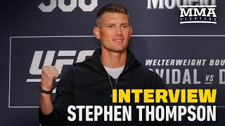 Stephen Thompson: 'I'm Rooting For Jorge Masvidal To Win' At UFC 251 - MMA Fighting