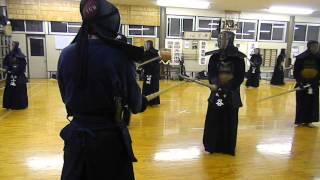 Tani, Katsuhiko 8.Dan vs Potrafki, Joerg 7.Dan in Takasaki 2011