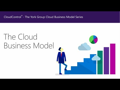 2 The Cloud Business Model
