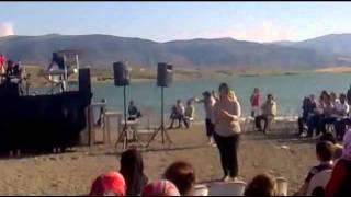 Şehr i Su  Kültür ve Sanat Festivali   Türkmenler Köyü Etkinlikleri  Emrah Show
