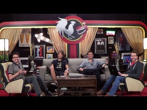 Rooster Teeth Video Podcast #207