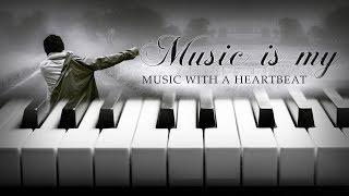 "New R&B Love Beat (Rap Instrumental) Piano - ""Music Is My.."" 2018"