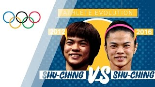 Athlete Evolution: Hsu Shu-Ching
