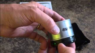 Review Sharkk Portable Bluetooth Speaker