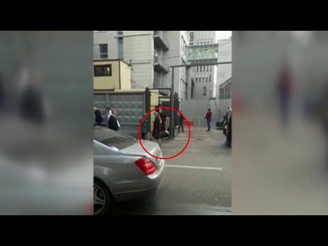 В Москве смертельное ранение получил сотрудник Следственного комитета.