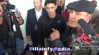OSCAR DE LA HOYA TELLS RYAN GARCIA HE'S GONNA BE THE STAR AFTER CANELO