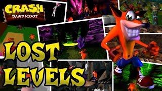 Crash Bandicoot - Lost Levels