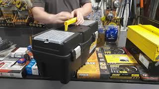 Ящики для инструмента большие Topex Stanley Обзор