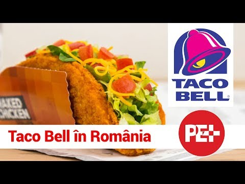 Taco Bell vine in Romania - Stiri Horeca - Pe-plus.ro
