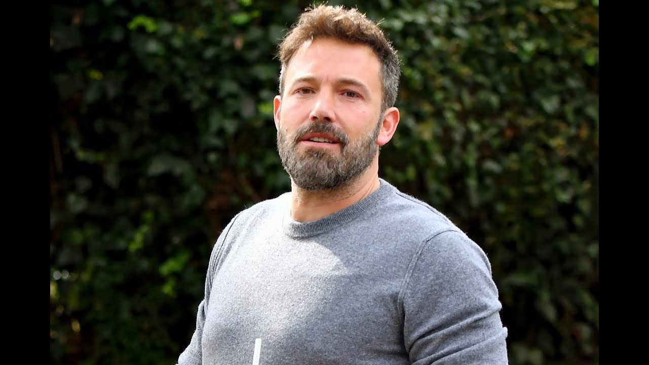 Ben Affleck addresses 'slip' after stumbling outside party: It won't ...