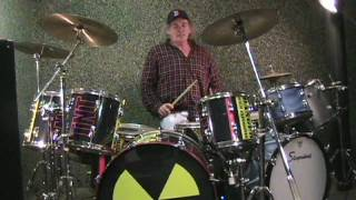 My Generation by The Who (Part 1) with Bert Switzer On Drums