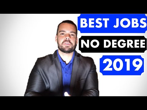 7 Highest Paying Jobs Without A College Degree (2019)