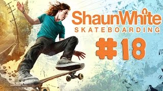 Shaun White Skateboarding - Walkthrough - Part 18 (PC) [HD]