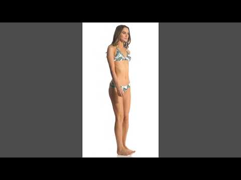 Rip Curl Women's Palm Beach Cheeky Bikini Bottom | SwimOutlet.com