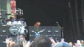 Megadeth Download Festival 2005 @ Derby, England June 10th, 2005